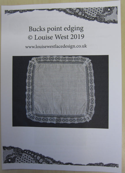Bucks Point Handkerchief edging