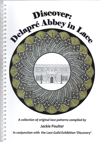 Discover Delapre Abbey in Lace