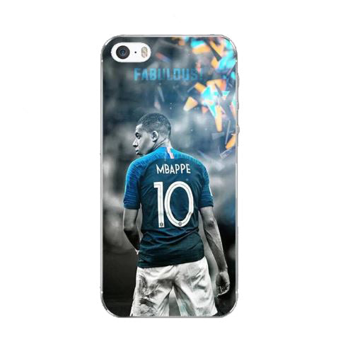 coque iphone 6 mbappe