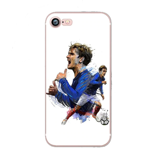 coque iphone 8 plus griezmann