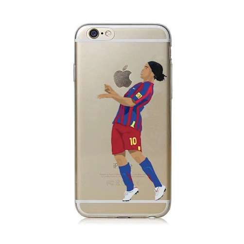 coque iphone 7 ronaldinho