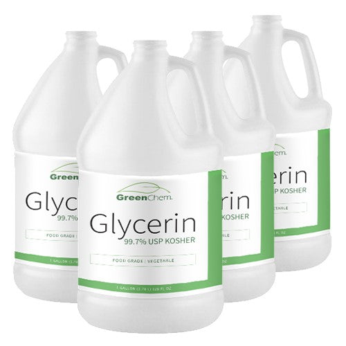 GLYCERIN 99.7% USP KOSHER | USED IN HAND SANITIZER FORMULATION | NON Hazmat | Free Shipping - Buygreenchem