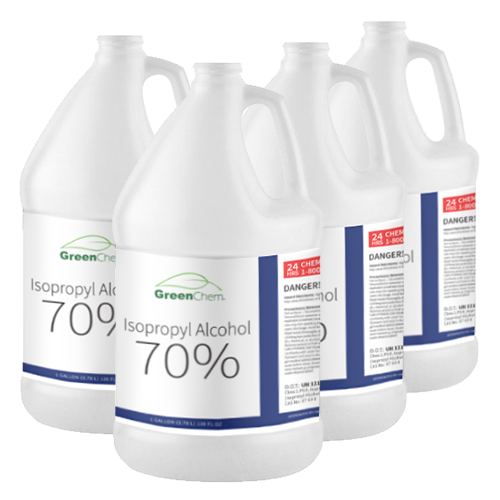 GreenChem Isopropyl Alcohol 70% (IPA) | Technical Grade Rubbing Alcohol - Buygreenchem