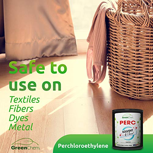 PERCHLOROETHYLENE (PERC) | Dry Cleaning Applications & Metalwork Degreaser | Hazmat | - Buygreenchem
