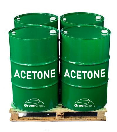ACETONE 99.7% | Fast Drying Solvent for Thinner, Cleaner and Remover | Hazmat | Free Shipping - Buygreenchem