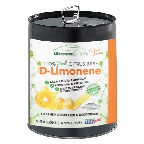 D-LIMONENE | All-Natural & Biodegradable Formula | Citrus Cleaner & Degreaser | Hazmat | Free Shipping - Buygreenchem