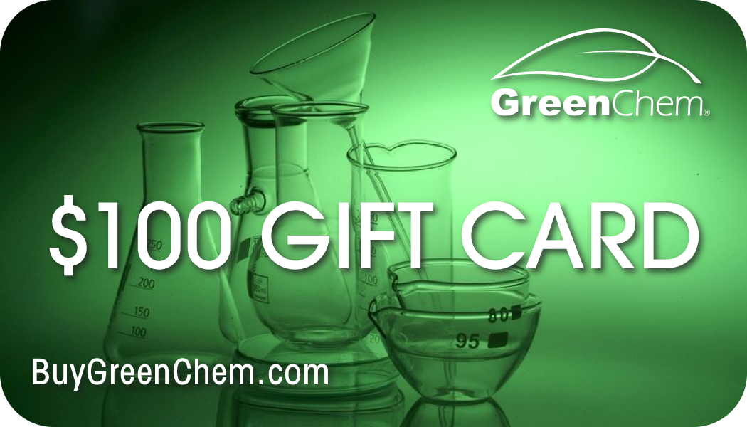 GIFT CARD $100  | Perfect Chemical Gift For Any Businesses And Homeowners - Buygreenchem