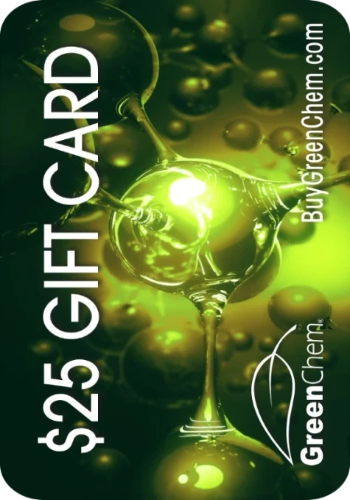 GIFT CARD $25  | Perfect Chemical Gift For Any Businesses And Homeowners - Buygreenchem