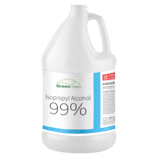 ISOPROPYL ALCOHOL 99% (IPA) | Active Ingredient in Hand Sanitizer | Tech Grade | Hazmat - Buygreenchem