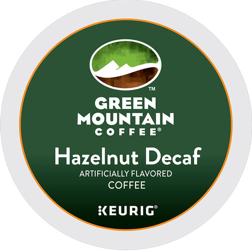 Hazelnut Decaf Coffee K-Cup® Pods