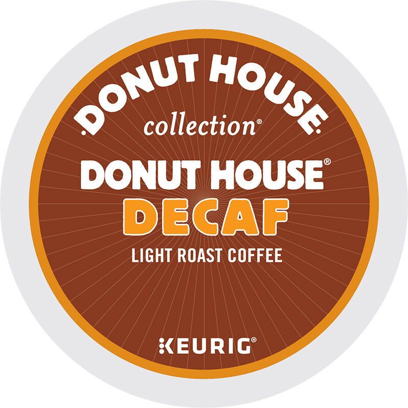 Donut House Decaf Coffee K-Cup® Pods