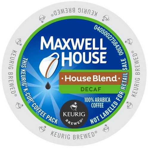 House Blend Decaf K-Cup® Pods