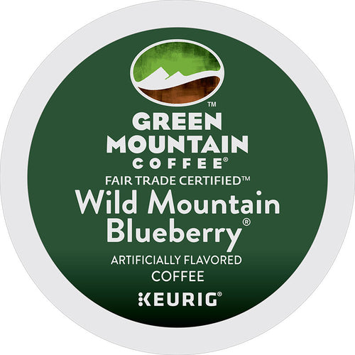 Wild Mountain Blueberry Coffee K-Cup® Pods
