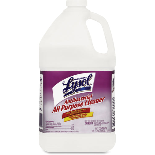 Lysol Antibacterial All-Purpose Cleaner 128oz