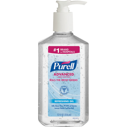 Purell® Advanced Hand Sanitizer Pump 12oz