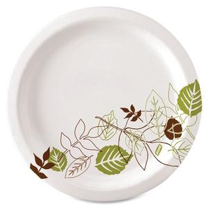 "Dixie Paper Plates 10"" Pathway 125ct"