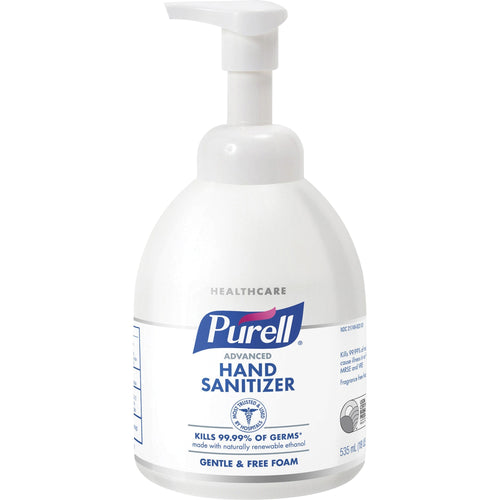 Purell® Healthcare Advanced Foaming Hand Sanitizer 18oz