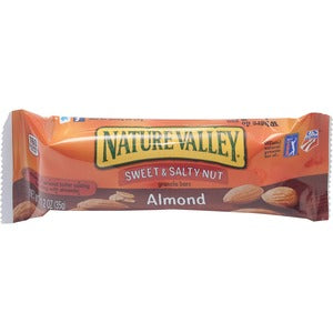 NATURE VALLEY Sweet & Salty Nut Bars Sweet and Salty -16 / Box