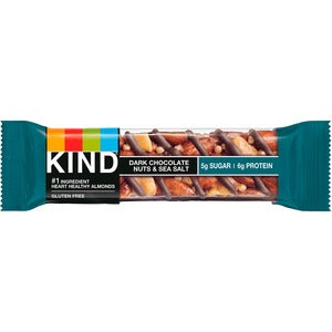KIND Dark Chocolate Nuts/Sea Salt 12/box