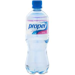 Propel Fitness Water Berry Zero 24-16.9oz bottles per case