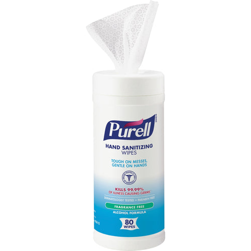 PURELL Sanitizing Wipes 80ct
