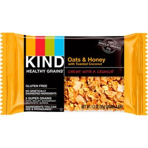 Kind Bar Oat & Honey 12/box