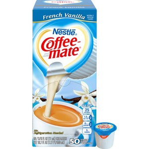 Coffee Mate French Vanilla 50ct
