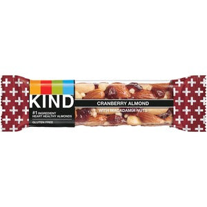 Kind Bar Cranberry Almond 12ct box