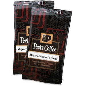 Peet's Major Dickason's Blend 18/2.5oz Bags