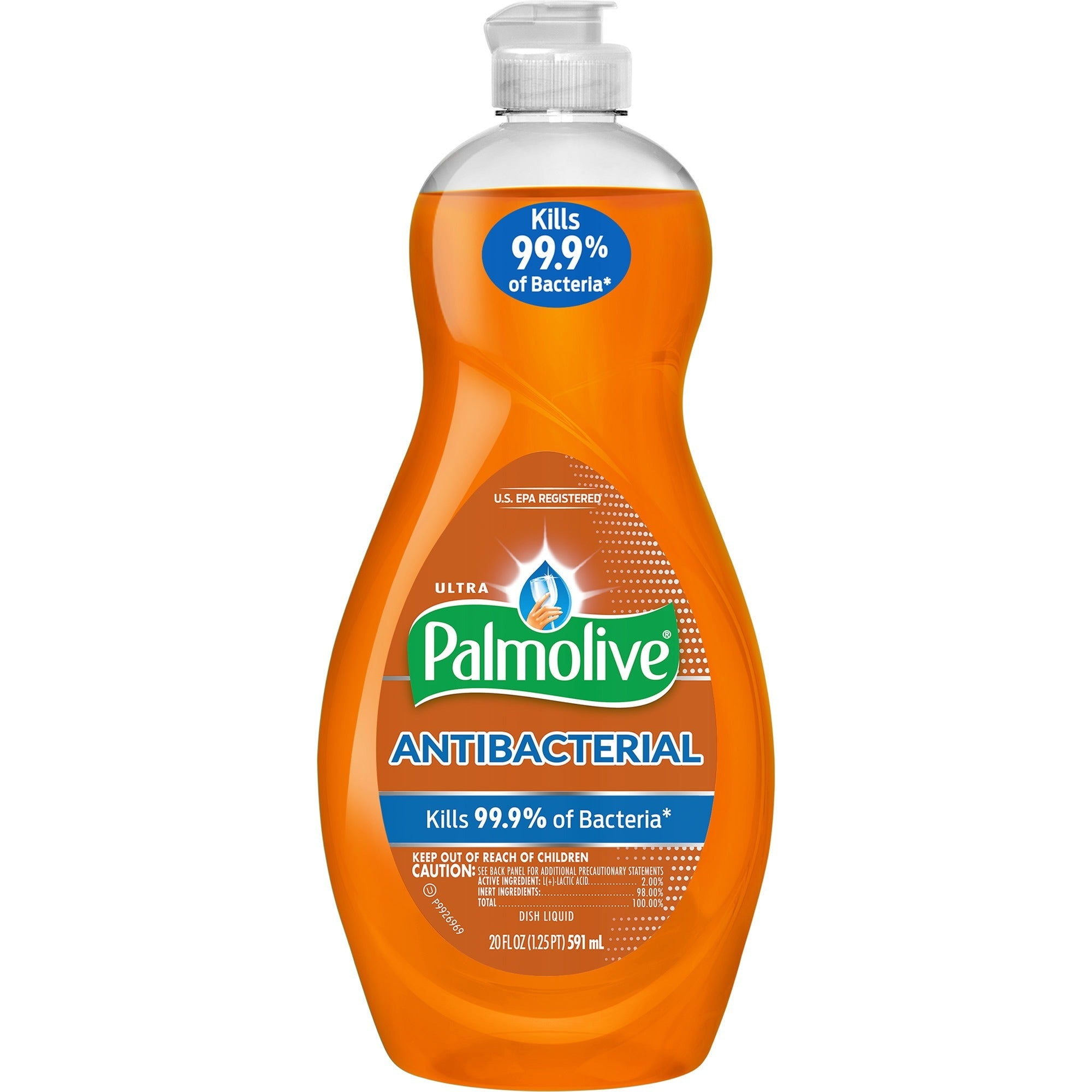 Palmolive Antibacterial Dishwashing Liquid 20oz