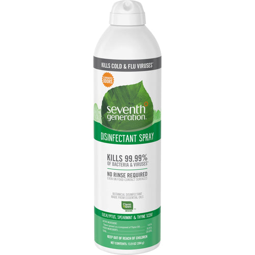 Seventh Generation Disinfecting Cleaner 13.9oz Eucalyptus Spearmint & Thyme Scent