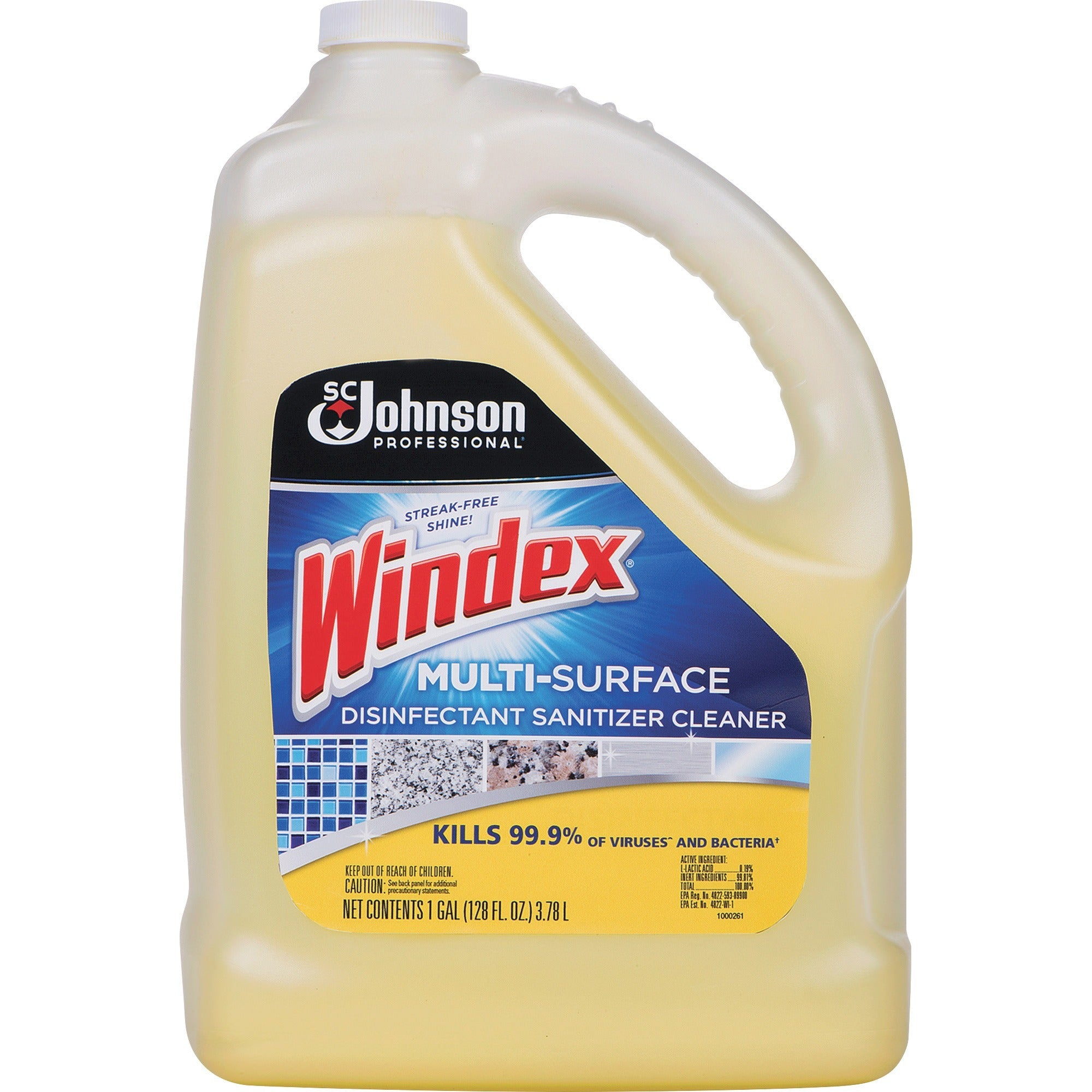 Windex Antibacterial Multi Surface 128oz