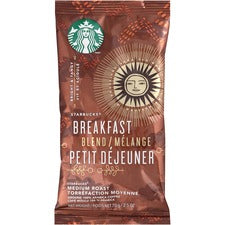 Starbucks Breakfast Blend 18/2.5oz Bags