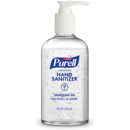 Purell® Advanced Hand Sanitizer 8oz