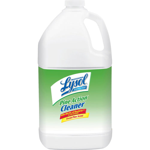 Lysol Disinfectant Pine Action Cleaner 128oz