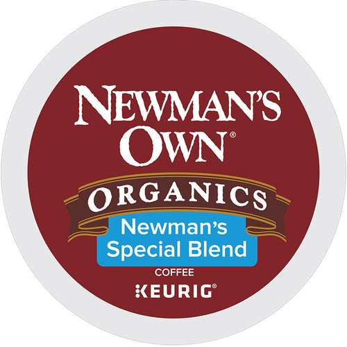 Newman's Special Blend, K-Cup Pod, Coffee, Keurig, Organics | Newman's Own