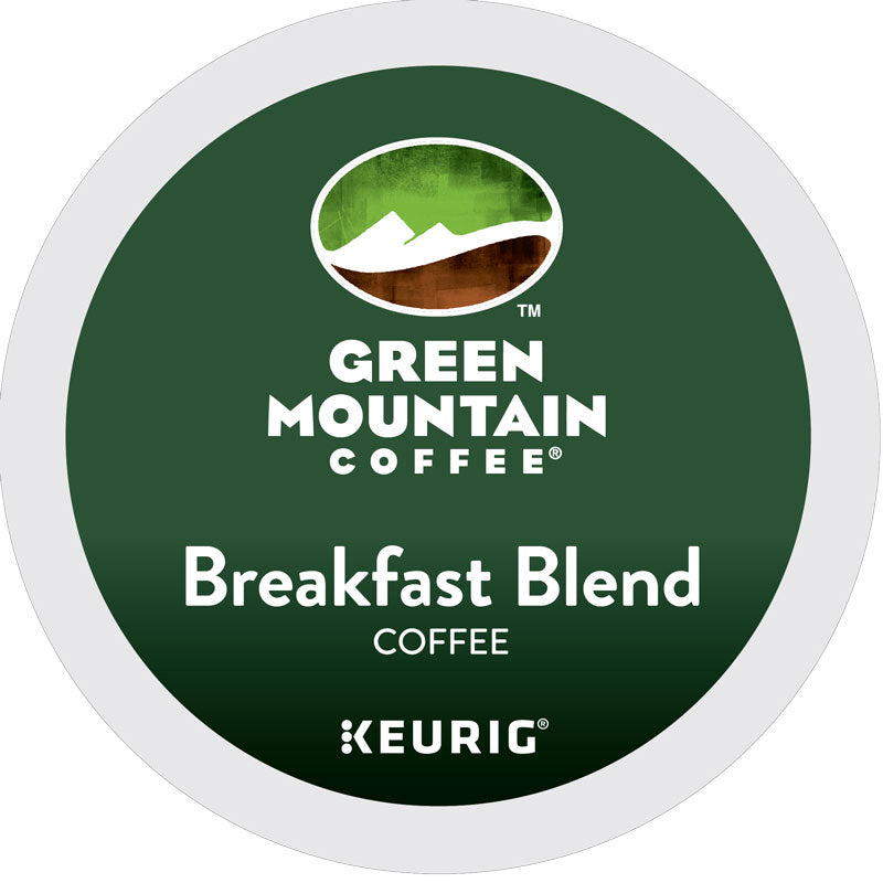 Breakfast Blend Coffee, Keurig K-Cup | Green Mountain Coffee®