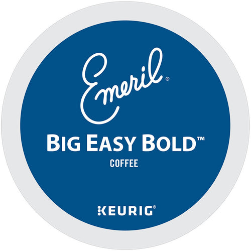 Emeril's Big Easy Bold Coffee K-Cup® Pods