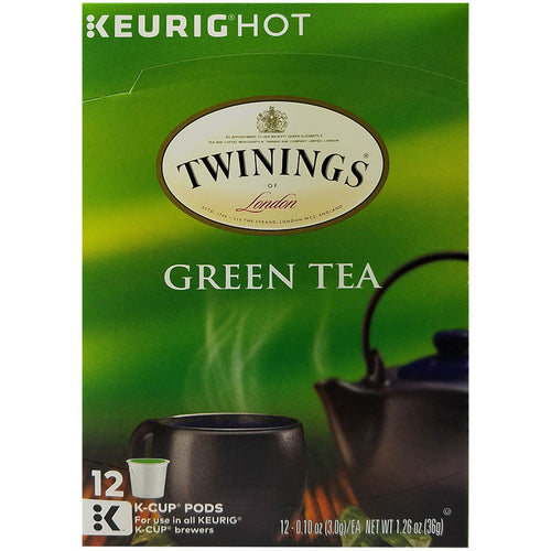 Green Tea, Keurig K Cup Pods | Twinings of London®
