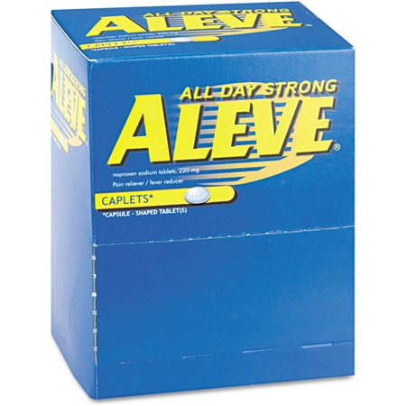 Aleve 50ct Packets