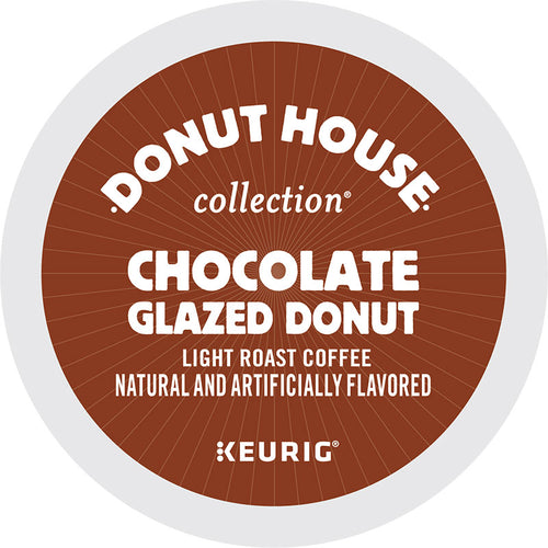 Chocolate Glazed Donut Coffee K-Cup® Pods