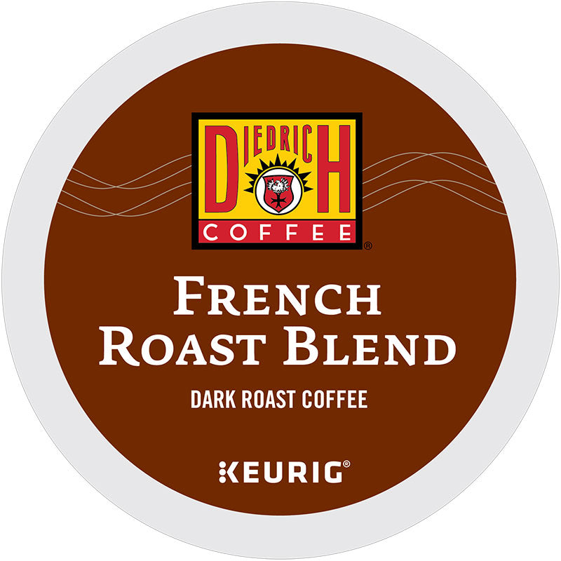 Diedrich French Roast Blend Coffee K-Cup® Pods