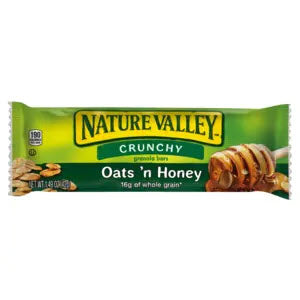 Nature Valley Oat & Honey Granola Bars 28ct Box