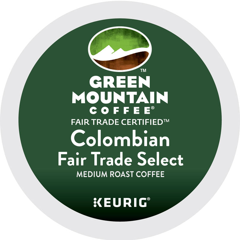 Colombian Fair Trade Select Coffee K-Cup® Pods