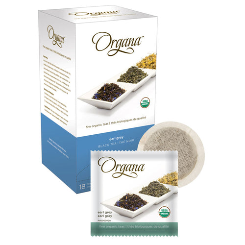 Earl Grey, Tea, Soft Pods | Organa™