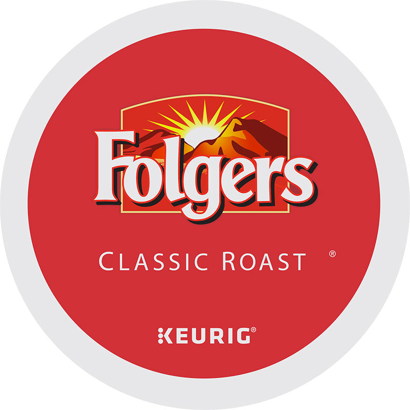 Folgers Classic Roast Coffee K-Cup® Pods