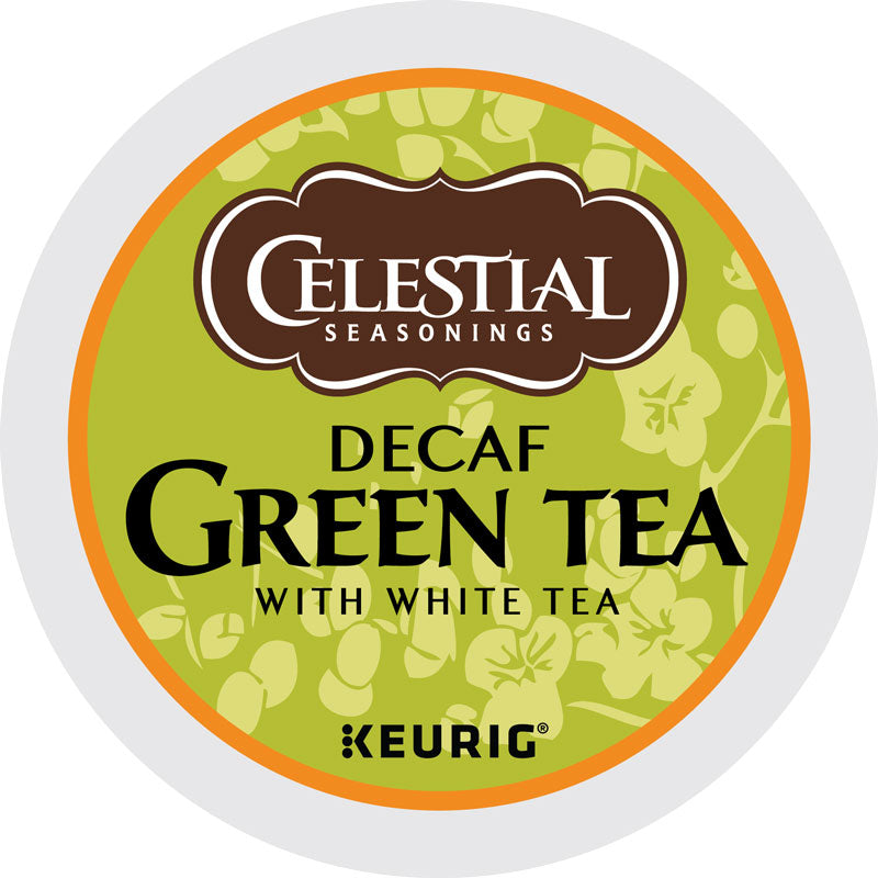 Decaf Green Tea, Keurig K Cup | Celestial Seasonings