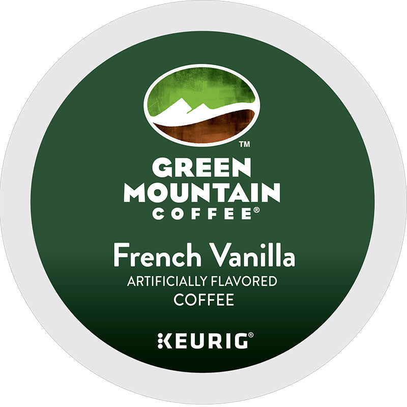 French Vanilla Coffee, K-Cup®, Keurig | Green Mountain Coffee®
