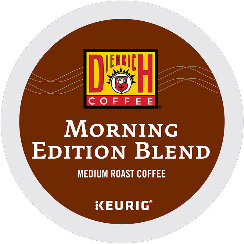 Diedrich Morning Edition Blend Coffee K-Cup® Pods