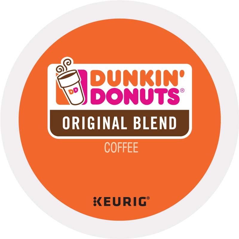 Original Blend Coffee, Keurig K-Cup | Dunkin' Donuts